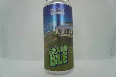 Parish - Greetings From Grand Isle - Sour - 5.6% ABV - 16oz can