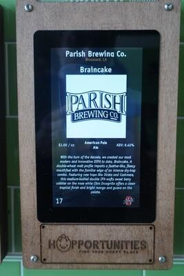 Parish - Braincake