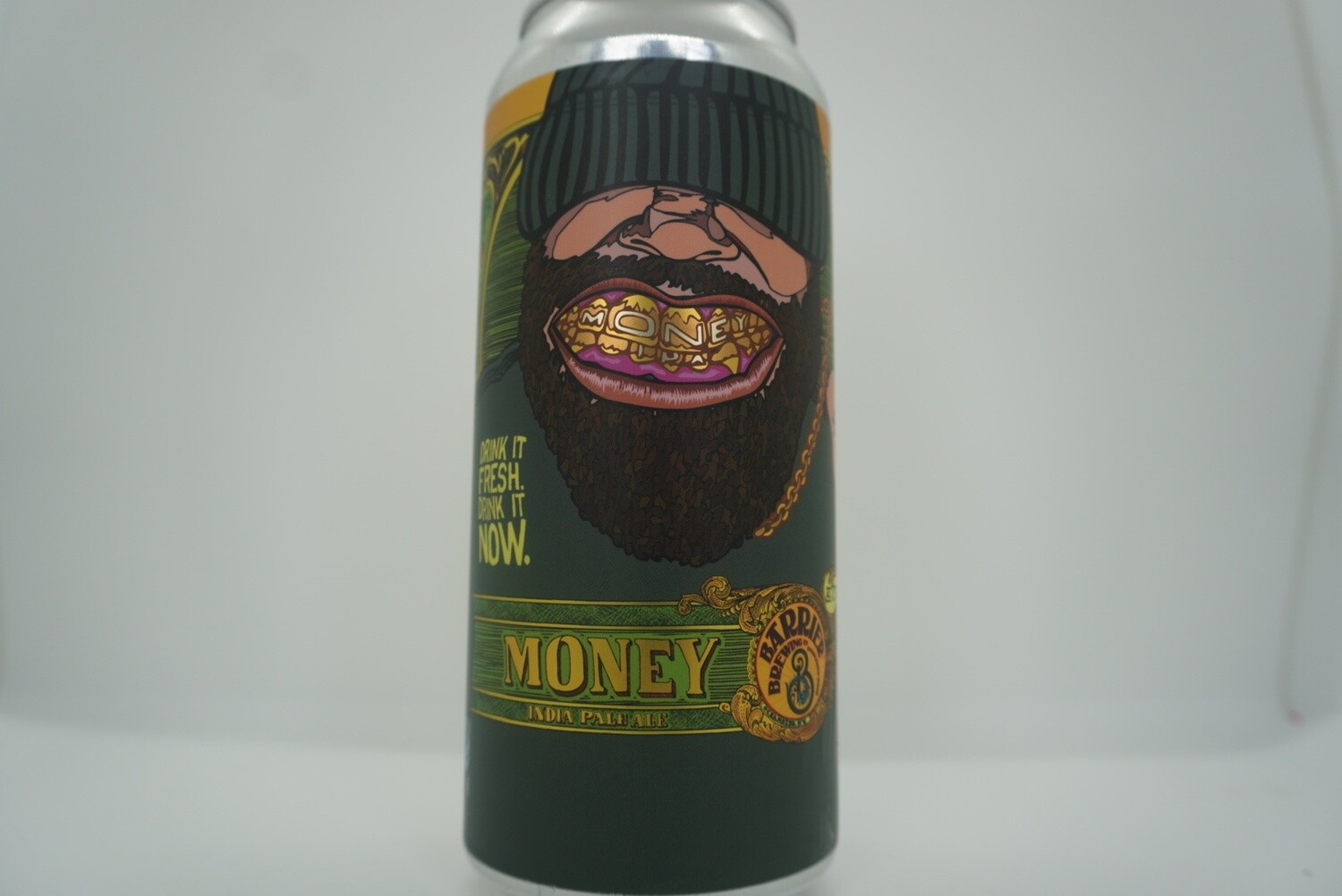 Barrier Brewing - Money - IPA - 7.3% ABV - 16oz Can