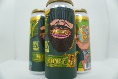 Barrier Brewing - Money - IPA - 7.3% ABV - 4 Pack