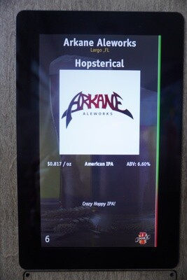 Arkane Aleworks - Hopsterical - IPA - 6.6% ABV - Click 4 Options