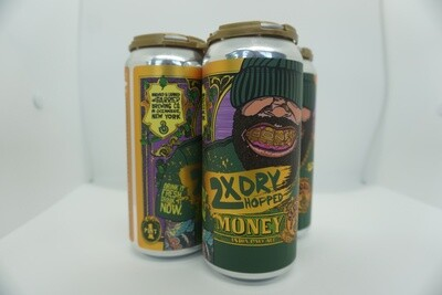 Barrier - Money DDH - IPA - 7.3% ABV - 4 Pack