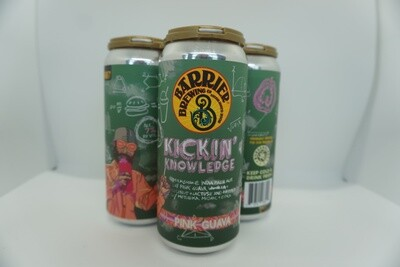 Barrier - Kickin' Knowledge - IPA - 7% ABV - 4 Pack