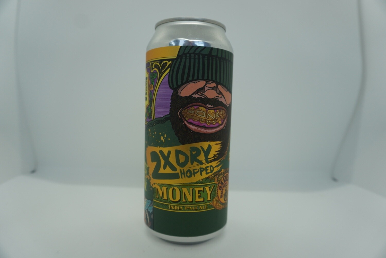 Barrier - Money DDH - IPA - 7.3% ABV - 16oz Can