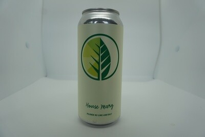 Deciduous - House Marg - Pilsner - 5% ABV - 16oz Can