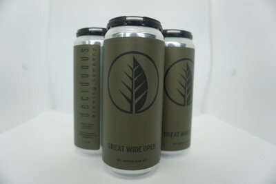 Deciduous - Great Wide Open - Sour - 5.5% ABV - 4 Pack