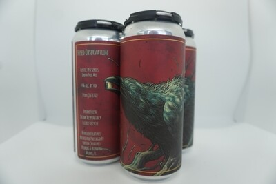 Unseen Creatures - Fused Observation - IPA - 4% ABV - 4 Pack