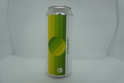 Double Nickel - Snapper Dry Hop - Mexican Lager - 5.8% ABV - 16oz Can