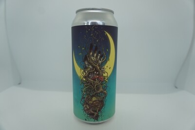 Unseen Creatures - Winds of Creation - IPA - 7.4% ABV - 16oz Can