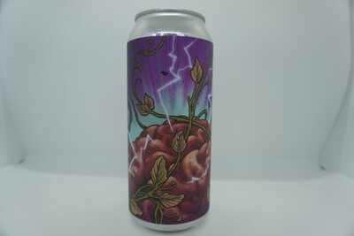Unseen Creatures - The Thoughts Connect - IPA - 5% ABV - 16oz Can
