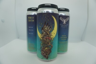 Unseen Creatures - Winds of Creation - IPA - 7.4% ABV - 4 Pack