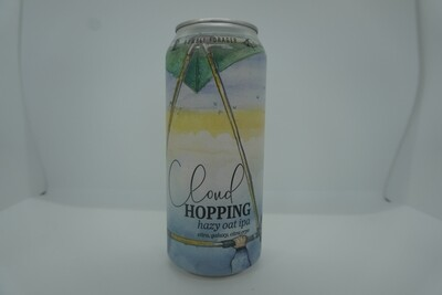 Humble Forager - Cloud Hopping Vol2  - NEIPA - 6% ABV - 16oz Can