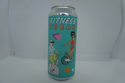 Hoof Hearted - Fitness Freak - Imperial Stout - 14% ABV - 16oz Can