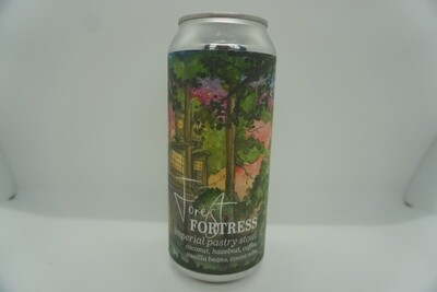 Humble Forager - Forest Fortress - Stout - 12% ABV - 16oz Can