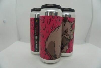Tripping Animals - To Sudan The Last - Triple IPA - 10% ABV - 4 Pack