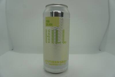 Southern Grist - Pina Colada Hill - Sour - 5.4% ABV - 16oz Can