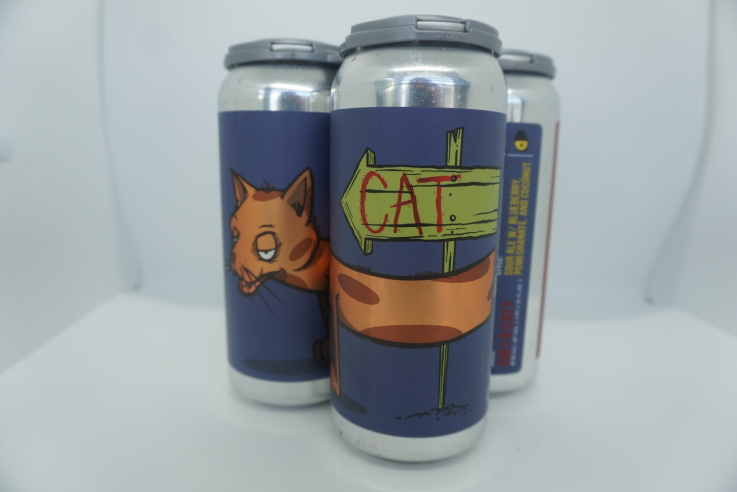 Tripping Animals - Am I a Cat? - Fruited Sour - 6% ABV - 4 Pack