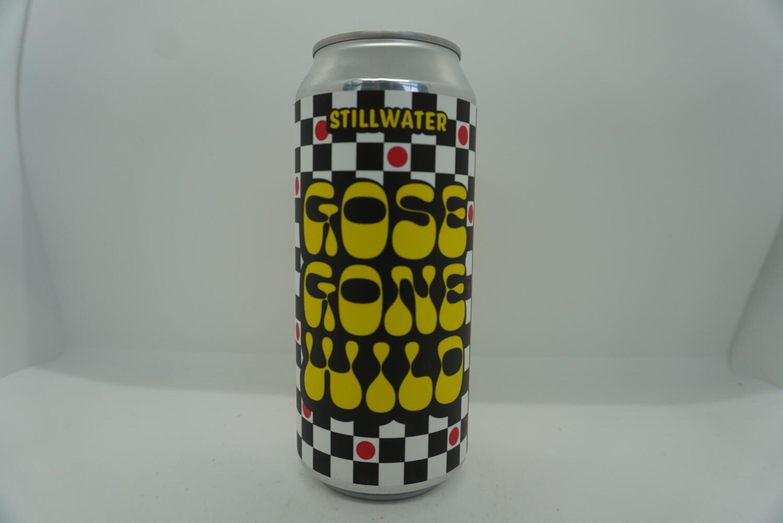 Stillwater - Gose Gone Wild - Sour - 4.3% ABV - 16oz Can