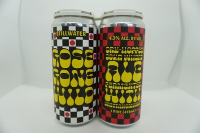 Stillwater - Gose Gone Wild - Sour - 4.3% ABV - 4 Pack