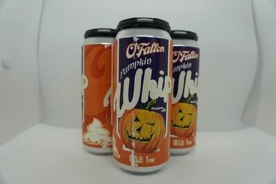 O'Fallon - Pumpkin Whip - Pumpkin Beer - 4.3% ABV - 4 Pack