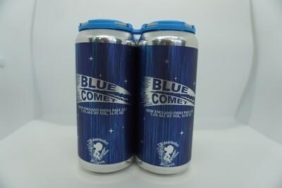 Widowmaker Brewing - Blue Comet - New England IPA - 7.1% ABV - 4 Pack