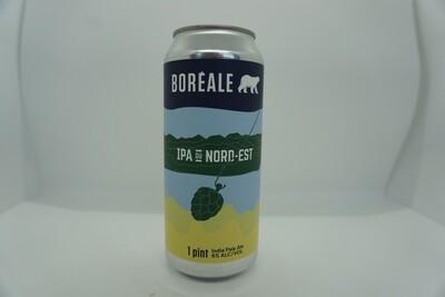 Boréale - IPA du Nord-Est - New England IPA - 6% ABV - 16oz Can