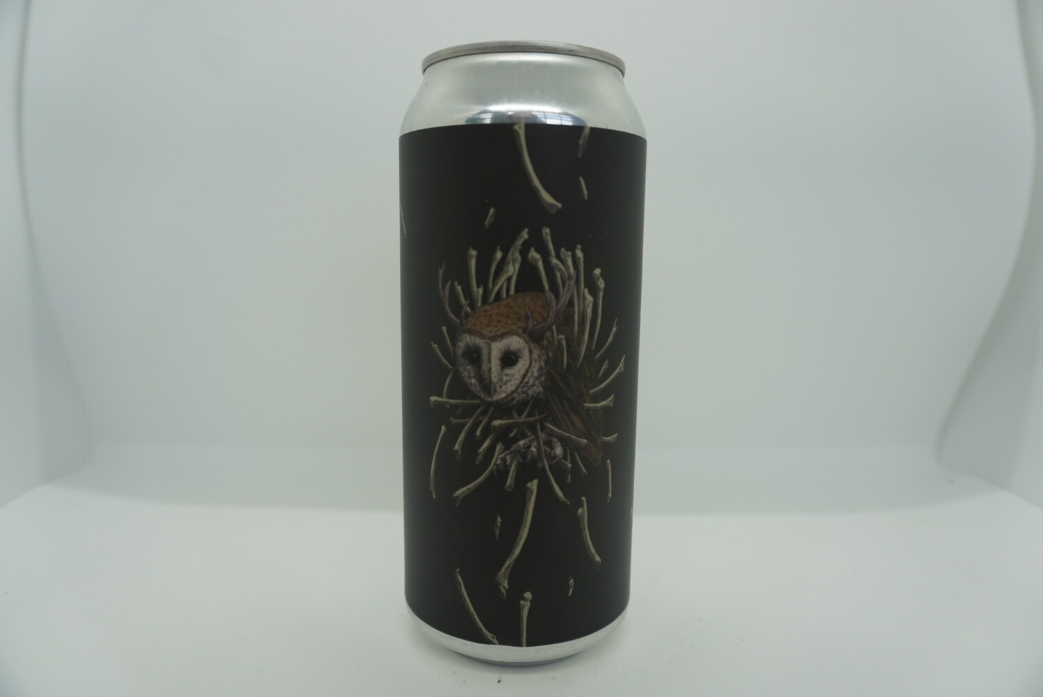 Unseen Creatures - From The Inside Out - Farmhouse IPA - 7.7% ABV - 16oz Can