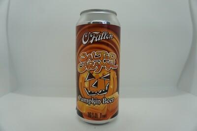 O'Fallon - Salted Caramel Pumpkin Ale - Pumpkin Beer - 4.3% ABV - 16oz Can
