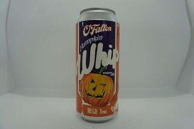 O'Fallon - Pumpkin Whip - Pumpkin Beer - 4.3% ABV - 16oz Can