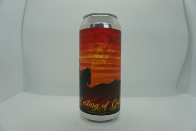 Widowmaker Brewing - Ecstasy of Gold - New England IPA - 7.2% ABV - 16oz Can