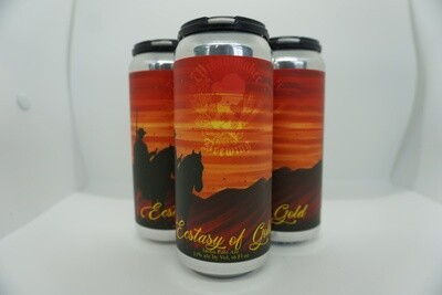 Widowmaker Brewing - Ecstasy of Gold - New England IPA - 7.2% ABV - 4 pack