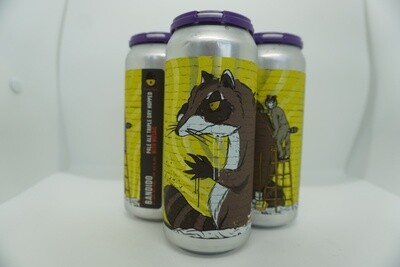 Tripping Animals - Bandido - Pale Ale - 6% ABV - 4 Pack