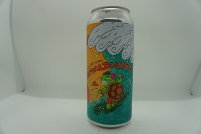 The Brewing Projekt - Cowabunga: Cucumber & Guava - Sour - 4.8% ABV - 16oz Can
