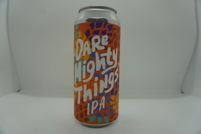 The Brewing Projekt - Dare Mighty Things: Citra - New England IPA - 6.4% ABV - 16oz Can