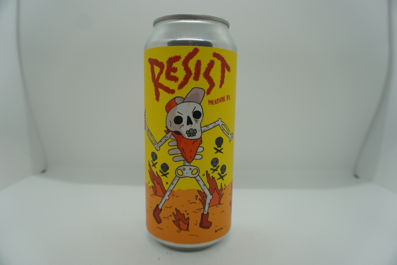 The Brewing Projekt - Resist: Mango Smoothie - Milkshake IPA - 7% ABV - 16oz Can