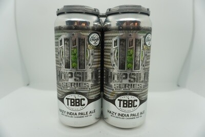 TBBC - Hop Silo 11 - New England IPA - 6.3% ABV - 4 Pack