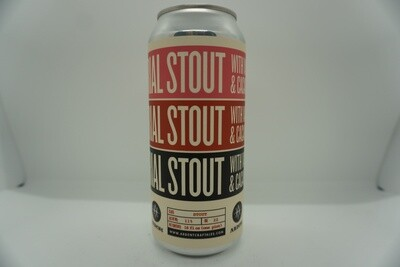 Ardent Ales - Imperial Milk Stout - Stout - 10% ABV - 16oz Can
