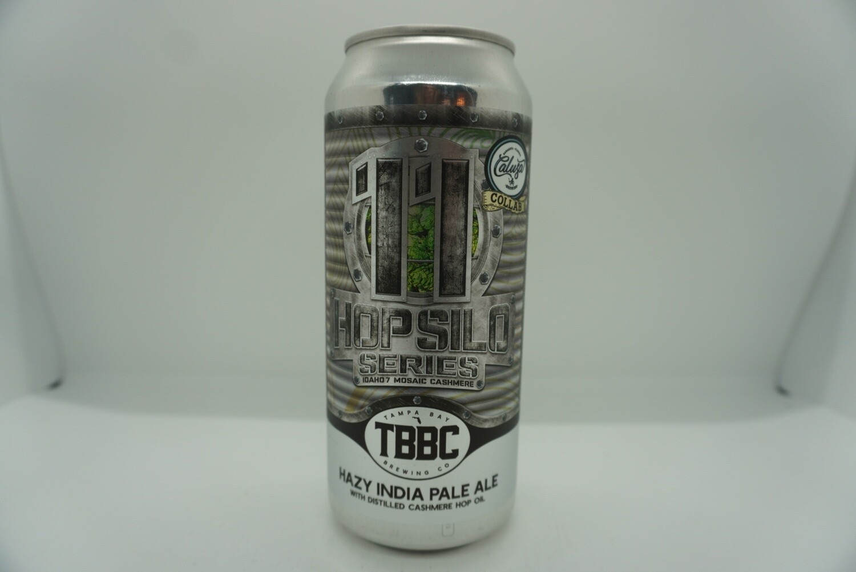 TBBC - Hop Silo 11 - New England IPA - 6.3% ABV - 16oz Can