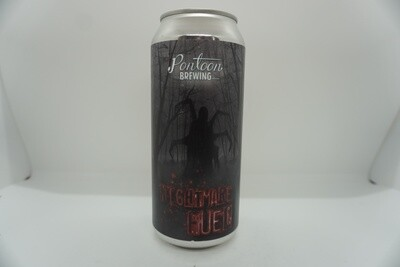 Pontoon - Nightmare Fuel - Sour - 6% ABV - 16oz Can