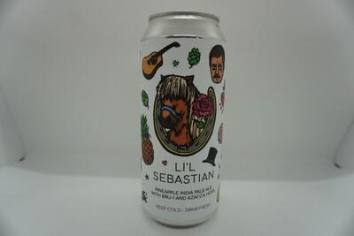 Hidden Springs - Li'l Sebastian - Sour IPA - 6.4% ABV - 16oz Can
