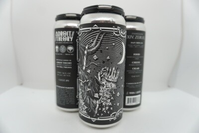 Adroit Theory - Evangelion XIV - IPA - 10% ABV - 4 Pack