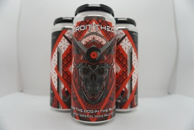 Adroit Theory - For The Dog In The Slums - DIPA - 8% ABV - 4 Pack