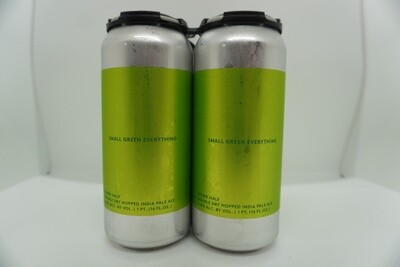 Other Half - DDH Small Green Everything - Session IPA - 4.8% ABV - 4 Pack