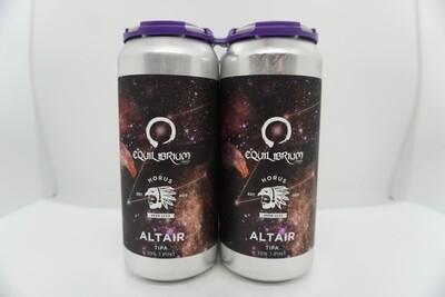 Equilibrium - Altair- Triple IPA - 10% ABV - 4 Pack