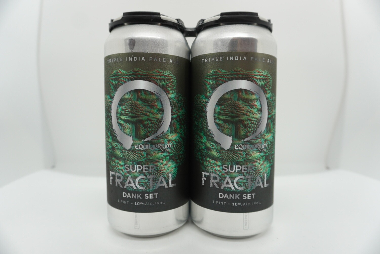 Equilibrium - Super Fractal Dank Set - Triple IPA - 10% ABV - 4 Pack
