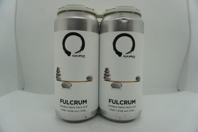 Equilibrium - Fulcrum - Double IPA - 8% ABV - 4 Pack