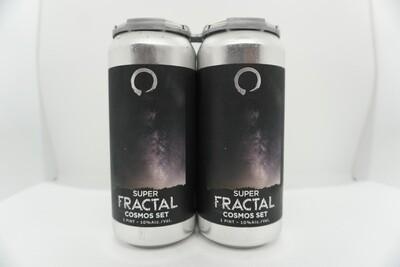 Equilibrium - Super Fractal Cosmos - Triple IPA - 10% ABV - 4 Pack