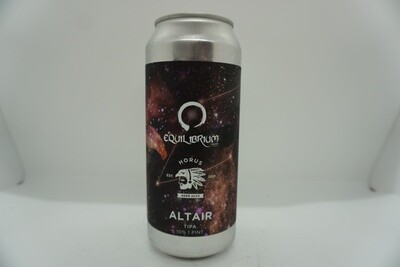 Equilibrium - Altair- Triple IPA - 10% ABV - 16oz Can
