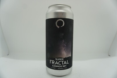 Equilibrium - Super Fractal Cosmos - Triple IPA - 10% ABV - 16oz Can