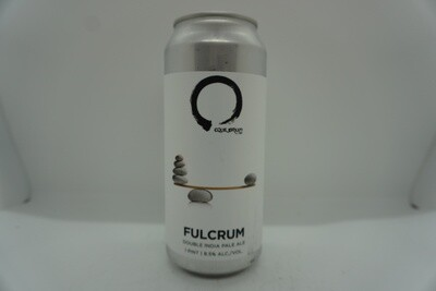 Equilibrium - Fulcrum - Double IPA - 8% ABV - 16oz Can